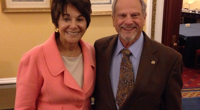 ASBA Is The Only Academy Fighting For Dental Rights In The Sleep Apnea Arena-ASBA Receives Support From Congresswoman Anna G. Eshoo Written By David Gergen