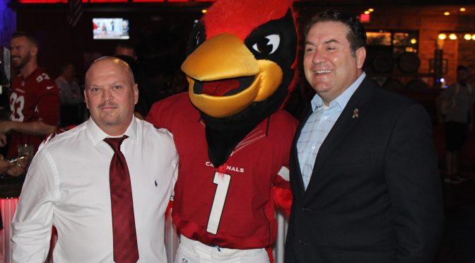 ASBA Diplomate Dr. Mark Castle Holds Sleep Apnea Awareness Event with AZ Cardinals and Arrowhead Koala Sleep Center